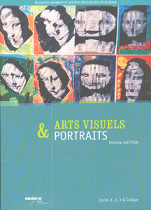 Arts visuels &; portraits... [n°055] (michèle guitton, ed. sceren